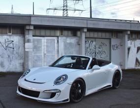 Porsche 911 Carrera S с малко магия от Gemballa