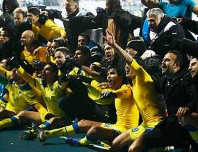 АПОЕЛ Никозия спечели 22-а титла на Кипър