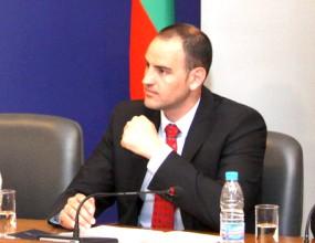 Петър Стойчев се отчете за работатата си като министър на спорта