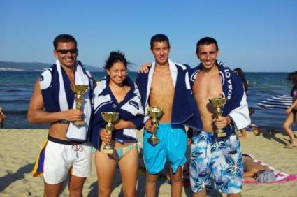 Плажен тенис на Cacao Beach за втора поредна година