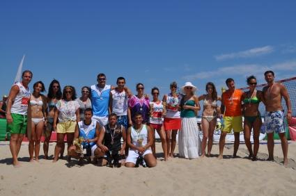 Нови шампиони на Turquoise Bulgaria - G4 Briliantin Beach Tennis Tour 2013