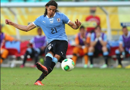 Кавани: Всеки мач е като финал за Уругвай
