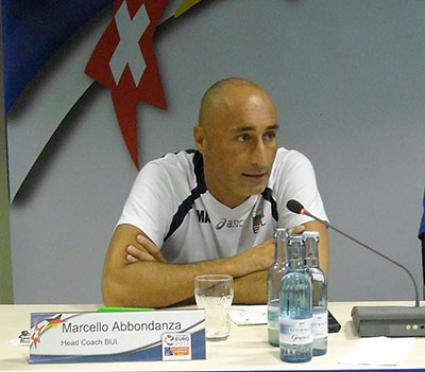 Марчело Абонданца: Добре е, че играем със Сърбия в първия мач