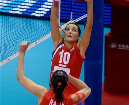 Мая Огниенович: Никой от отборите в групата не е на нашето ниво