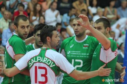 Волейболните национали няма да играят контроли с Турция