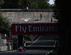 ФИА наказа Ферари