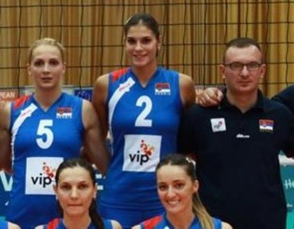 Йована Бракочевич: Българките играха феноменално след втория гейм