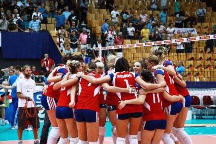Чехия с измъчено 3:2 над Полша на Евроволей 2013