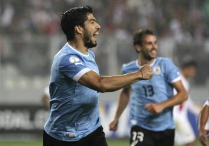 Суарес донесе важна победа на Уругвай