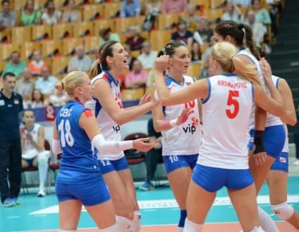 Сърбия с първа победа след чисто 3:0 над Чехия