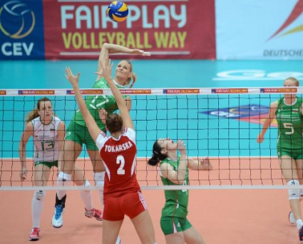 България с тежко 1:3 от Полша на Европейското (ВИДЕО + ГАЛЕРИЯ)