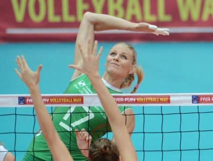Страши Филипова: Предимството на Полша в този мач беше сервисът им