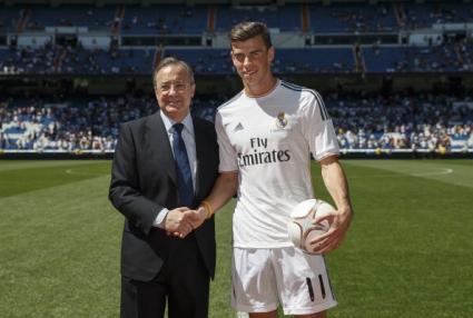 Рио: Ако Роналдо вкарва по 50 гола в Реал, а Бейл е по-скъп, колко гола ще се очакват от него?