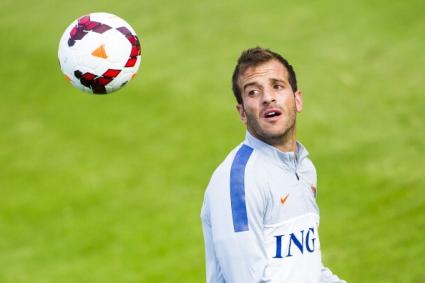 Ван дер Ваарт: Роден съм, за да играя футбол
