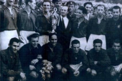 ЦСКА отбелязва 65 години от първата титла