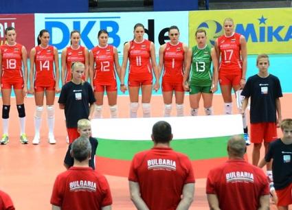 Скандал: Димо Тонев vs. Христина Русева преди загубата от Чехия