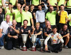 Ред Бул тестват новите гуми на Пирели в Барселона