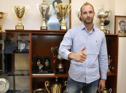 Блажевич: Краси Балъков ми каза, че Левски е голям клуб (видео)