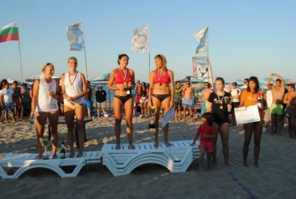 Български студенти спечелиха международния турнир по плажен волейбол в Лозенец