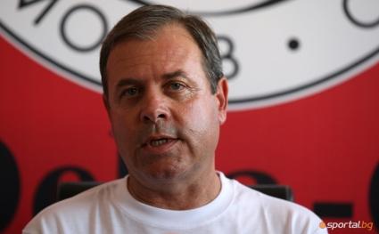 Генов: Не се залъгваме, срещу Берое ще ни е по-тежко