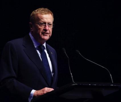 Джон Коутс от Австралия бе избран за вицепрезидент на МОК