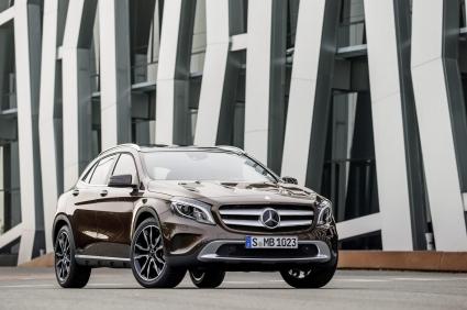 Учебната година за Mercedes GLA започна