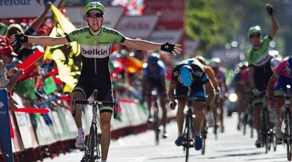Молема спечели 17-ия етап на Вуелтата