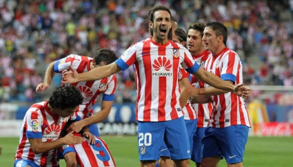 Атлетико върза Хуанфран до 2017-а