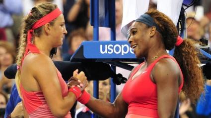 Женският финал на US Open по-гледан от мъжкия