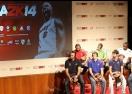 Звезди от Евролигата изпробваха NBA 2K14