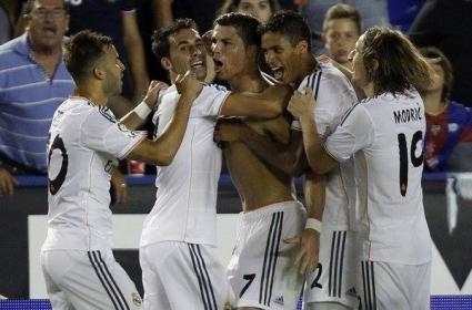 """Луда, луда победа на Реал Мадрид, """"белите"""" губеха в 90-ата минута (видео)"""