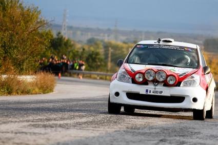 Тодор Славов и Добромир Филипов спечелиха балканската рали титла