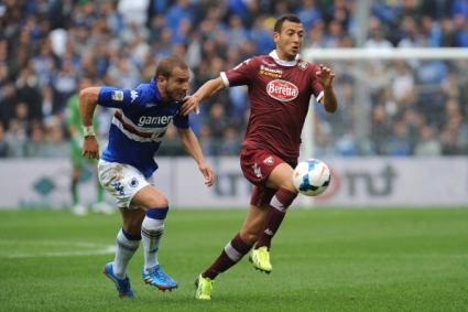 Торино изпусна Самп в 93-ата минута