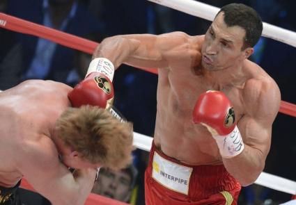 Следващият мач на Владимир Кличко не е срещу Кубрат Пулев