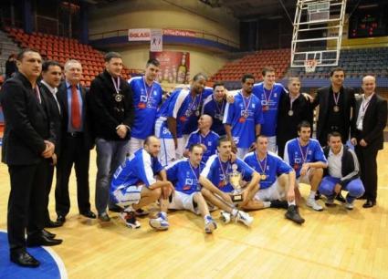 Босненският шампион Игокеа с първо участие в Юрокъп