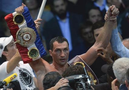 Владимир Кличко: Това беше една истинска битка