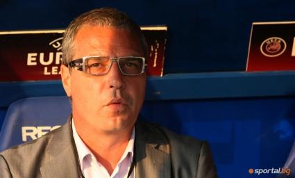 Сашо Станков: Футбол не се игра