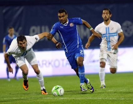 Динамо (Загреб) се спаси от резил в 93-ата минута