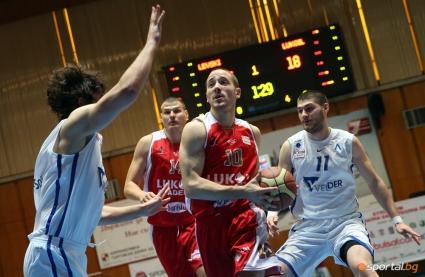Лукойл завърши с победа турнира в Крит