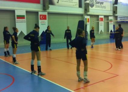 Марица завърши на шесто място в турнира в Истанбул