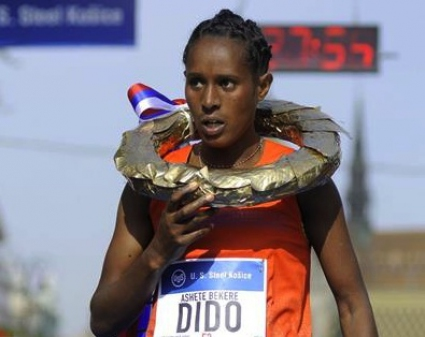 Етиопка с рекорд на маратона в Кошице