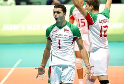 България с втора победа след разгром над Доминиканската република с 3:0 (ГАЛЕРИЯ)