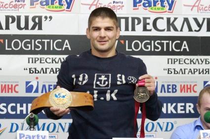Иво Ангелов: Това е най-успешната ми година