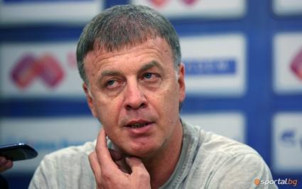 Шокираният Сираков се опита да обясни смяната на Йоканович с Петев (ВИДЕО)