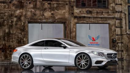 Така ще изглежда бъдещият Mercedes S63 AMG Coupe