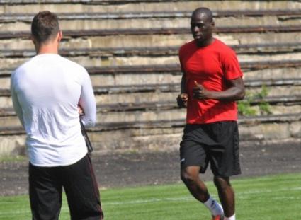 Сидибе ще трупа игрова практика срещу Банско