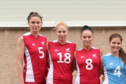 Кристина Йорданска дебютира с победа в словашката Екстралига