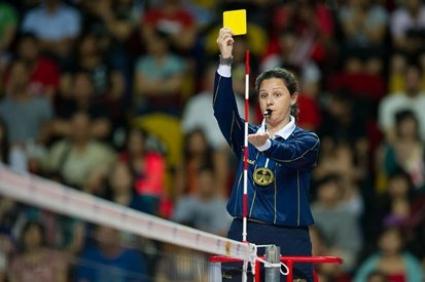 Предстоят курсове за нови съдии по волейбол