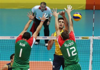 България с първа загуба на световното след 0:3 от Бразилия (ГАЛЕРИЯ)