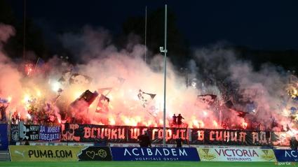 От Левски признаха: Плащаме на феновете по 15 000 лева на месец за охрана